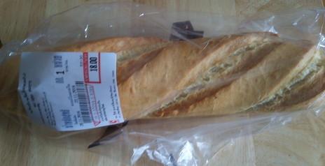 フランスパン18b