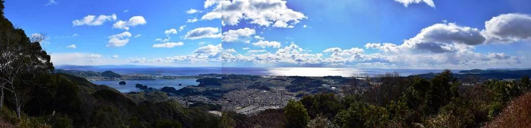 鷲尾山パノラマ