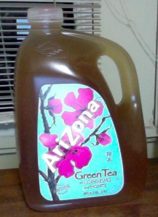 Arizona Green Tea-1