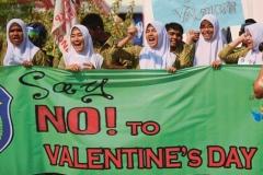 インドネシアのバレンタイン ラティ