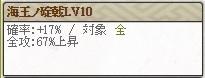 天 里見Lv10