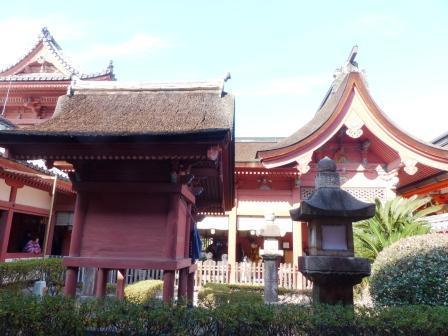 伊佐爾波神社 10