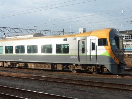 8600系特急形電車
