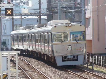 伊予鉄道 郊外電車 1