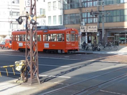 伊予鉄道 市内電車 (路面電車) 2