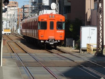 伊予鉄道 郊外電車 2