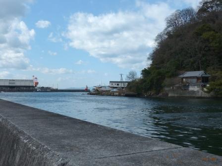 港の風景 1