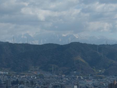松山城 からの眺め 1