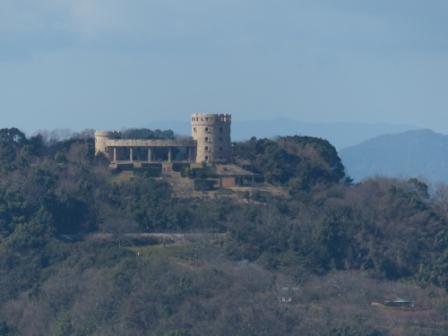 松山城 からの眺め 4