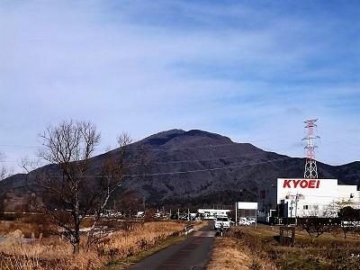 南越前町上別所茶臼山城跡踏査2017年1月6日ブログ (5)