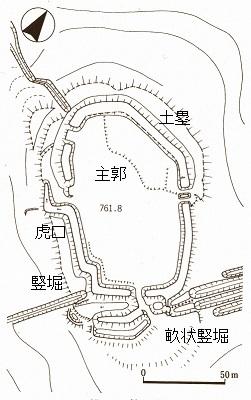 編集_き木の芽城塞群①