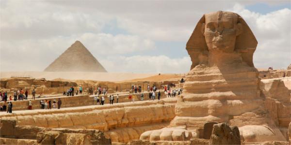 エジプトの人気観光地