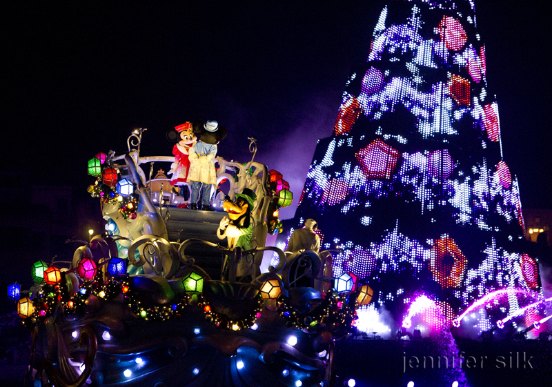 TDS クリスマスウィッシュ 2016_12