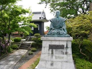 石田三成出生屋敷跡