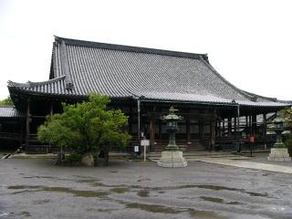 大通寺本堂