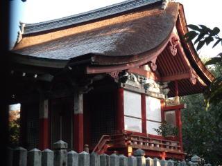 千代神社本殿