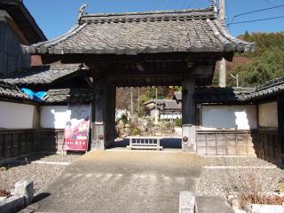観音寺惣門