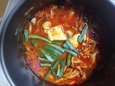 炊飯器で鶏胸肉のトマト煮4