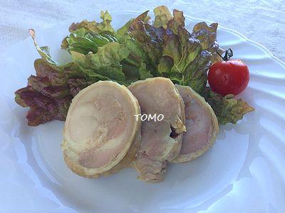 エスニック鶏のハム