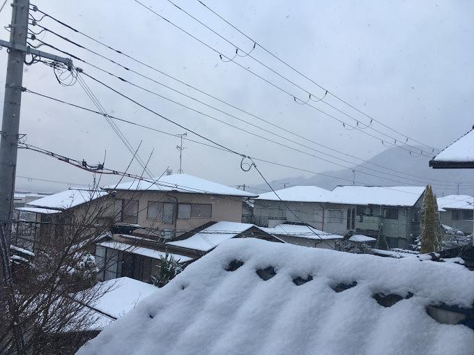雪/高代寺山