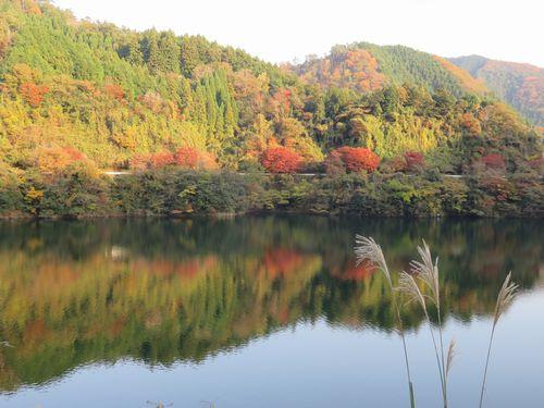 20161125高瀬湖