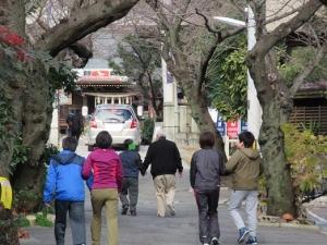 17年お詣り⑥弓弦羽神社