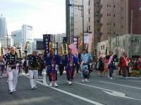 東北六魂祭パレード
