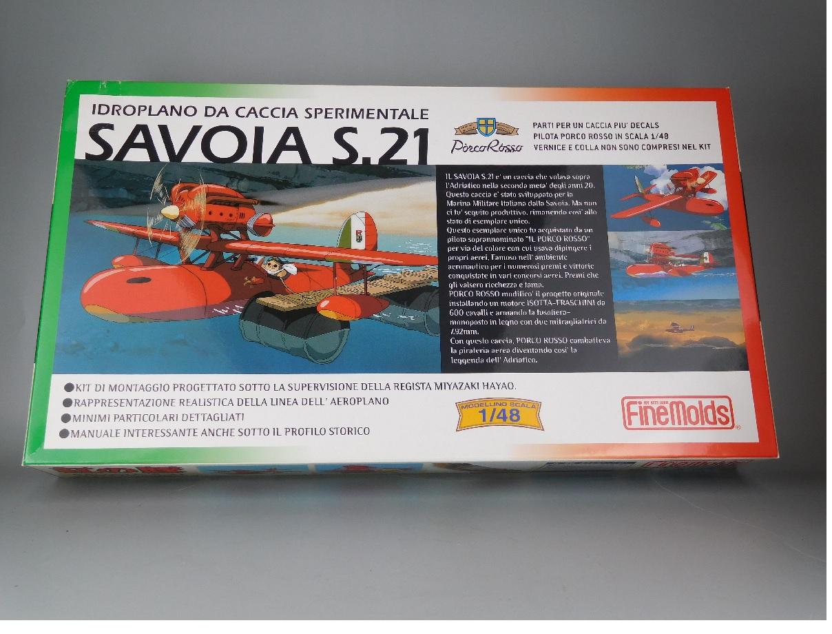 サボイア21