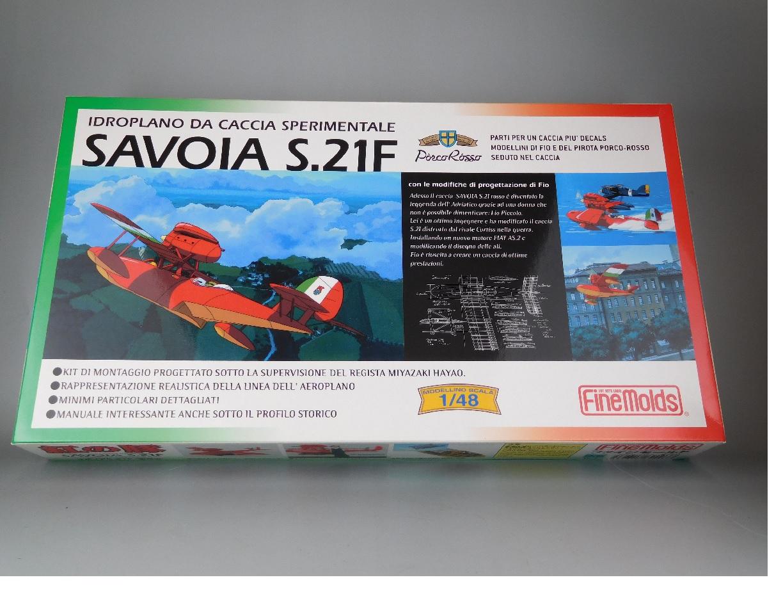 サボイア21F