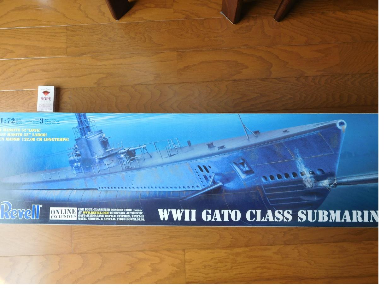 ガトー級潜水艦