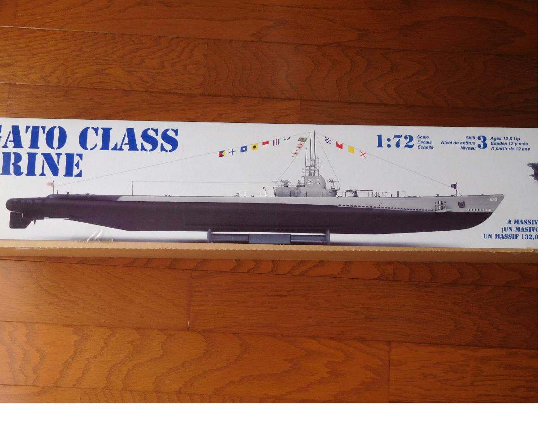 ガトー級潜水艦10