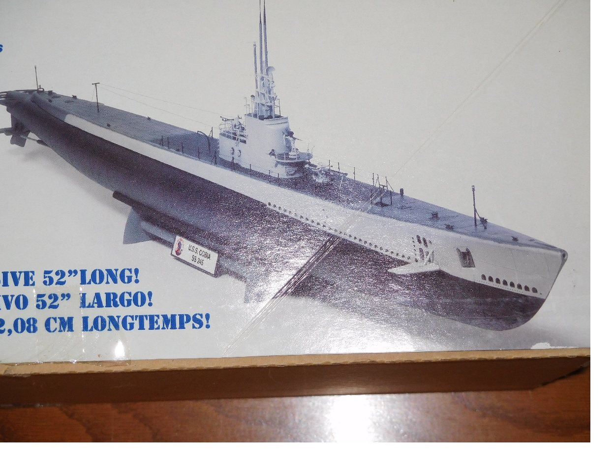 ガトー級潜水艦12
