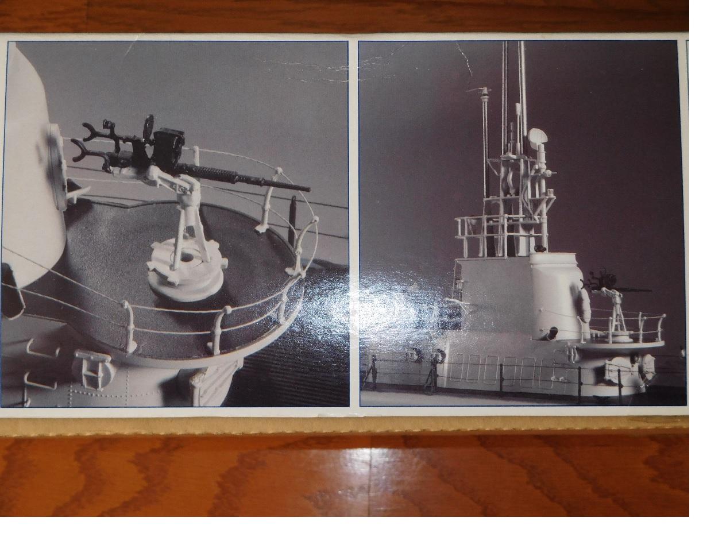 ガトー級潜水艦13