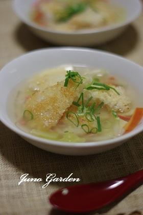 おこげスープ170202