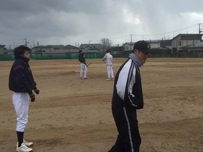 野球最後3