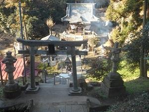 ⑤ 木曽三社神社 20170102