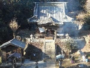 ⑩ 木曽三社神社 20170102