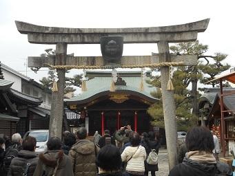 ⑥ゑびす神社 ゑびす神