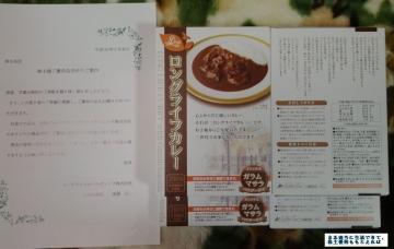 ロングライフHD 優待カレー02 201610