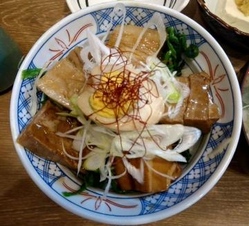 SFPダイニング 磯丸水産 豚角煮丼02 201611
