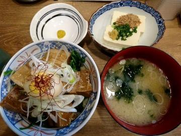 SFPダイニング 磯丸水産 豚角煮丼03 201611