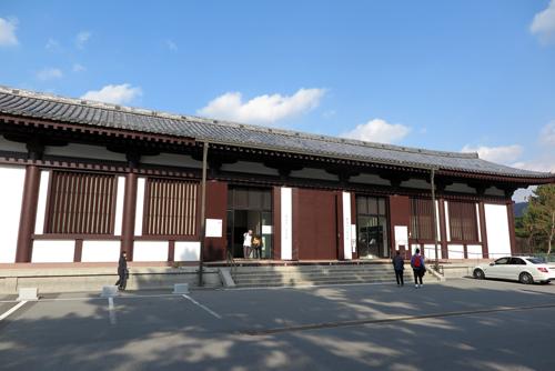 161209興福寺国宝館