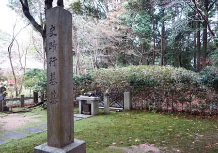 161226行基墓
