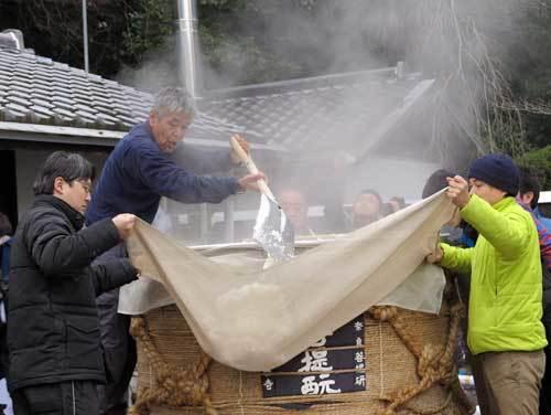 170109菩提酛清酒祭