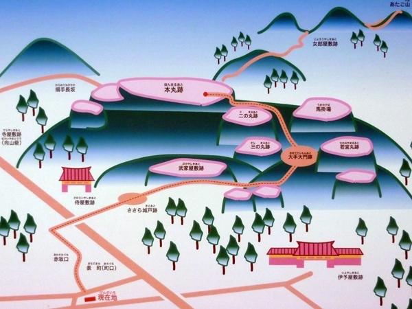 末森城_概略図