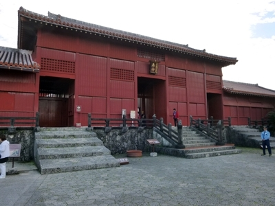 首里城_奉神門