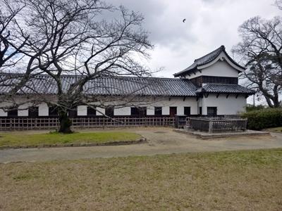 福岡城_多門櫓