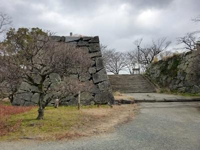 福岡城_表御門