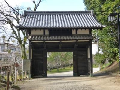 福岡城_名島門