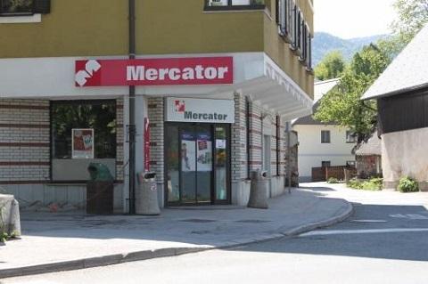 スロヴェニアのスーパー メルカトール2
